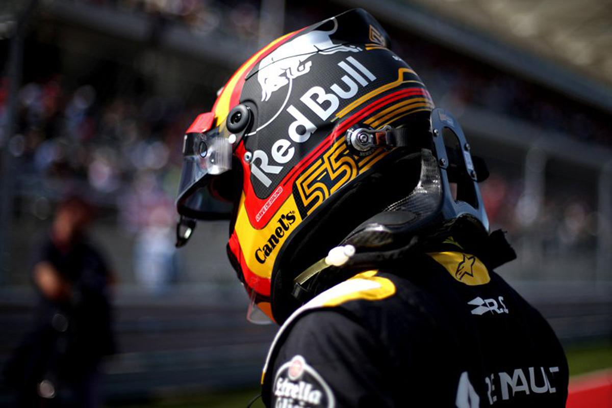 F1 カルロス・サインツ アメリカGP