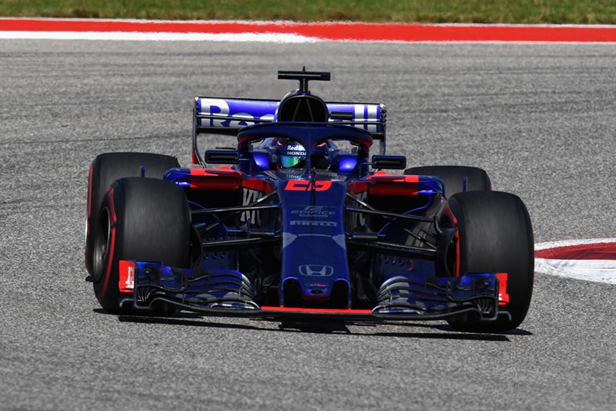 F1 トロロッソ・ホンダ アメリカGP