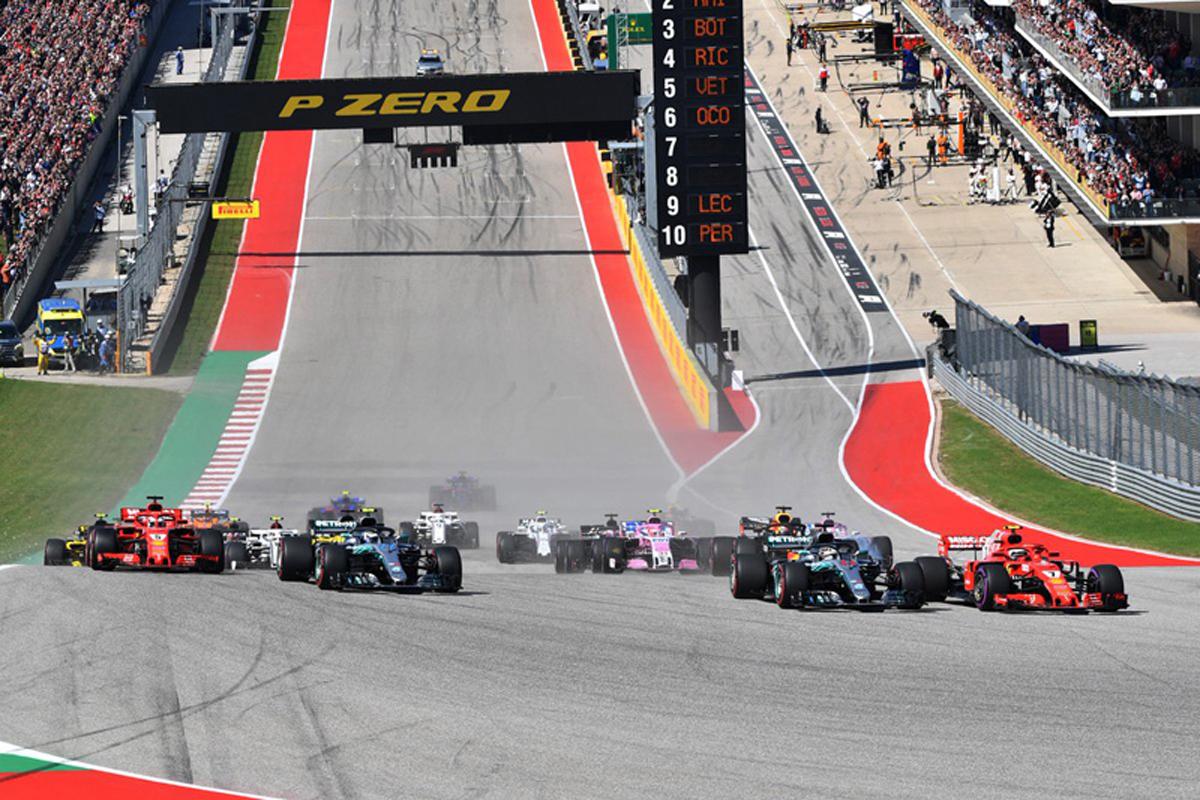 F1 アメリカGP 結果