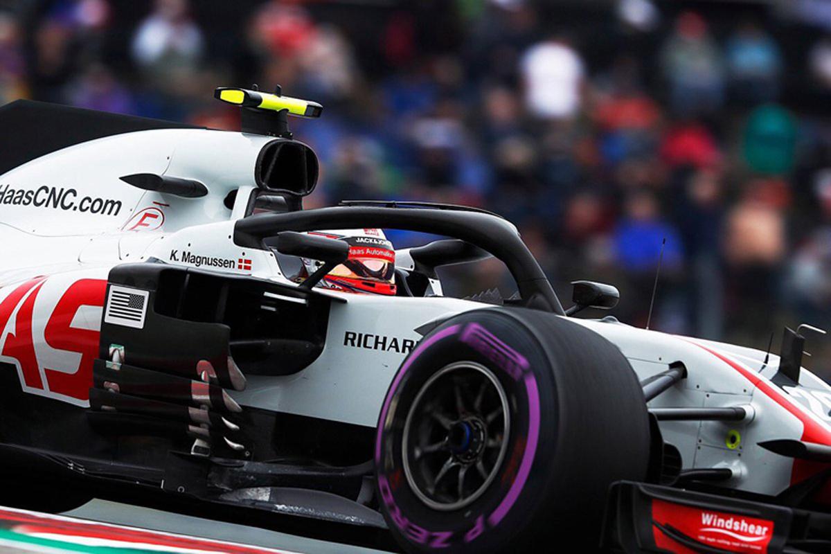 F1 ケビン・マグヌッセン アメリカGP