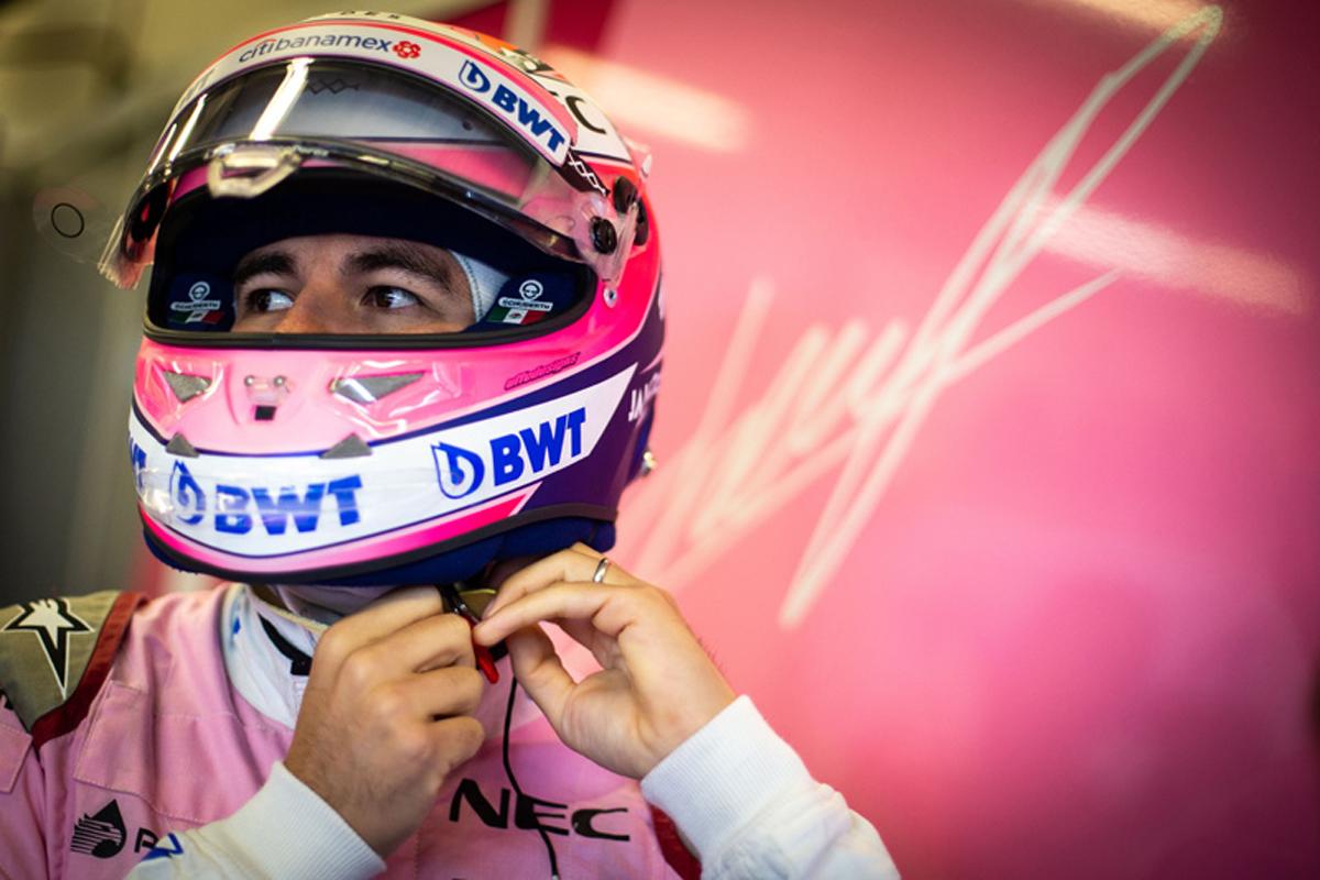 F1 セルジオ・ペレス アメリカGP