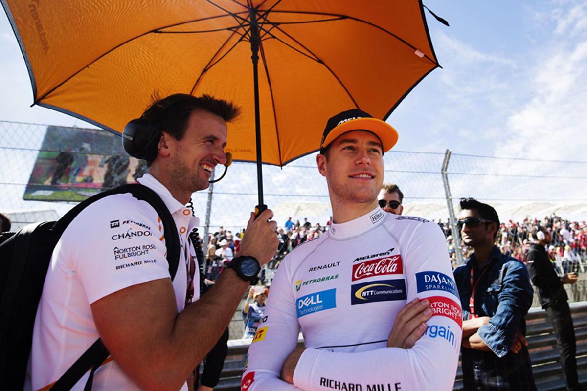 F1 ストフェル・バンドーン