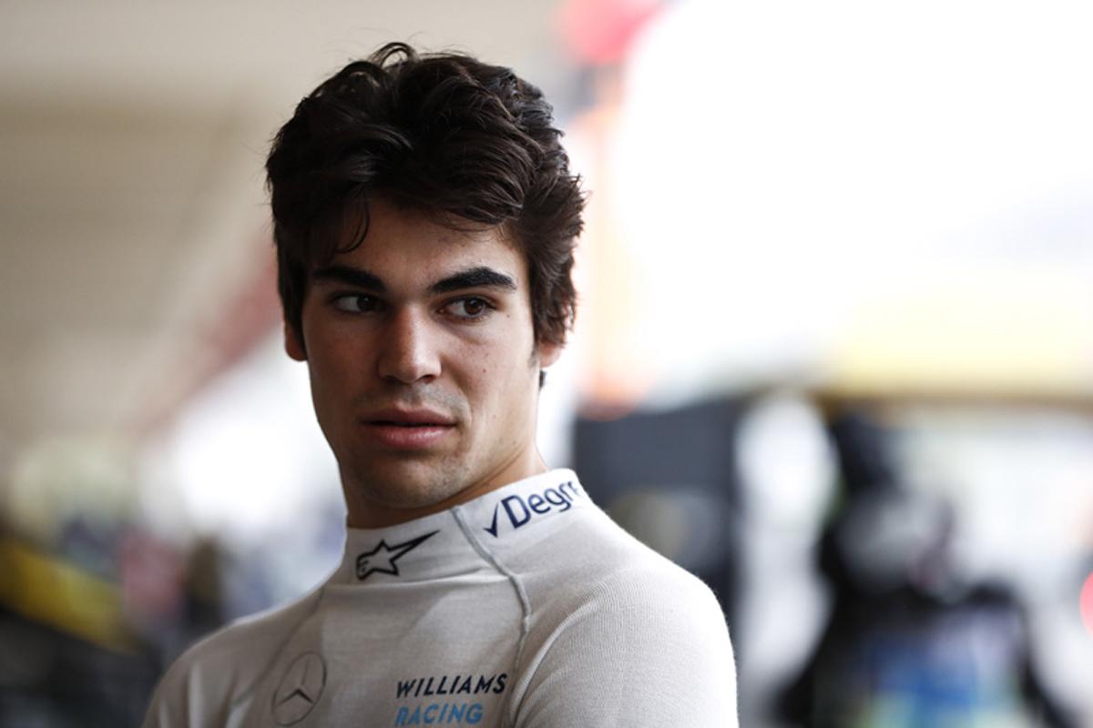 F1 ランス・ストロール フォースインディア