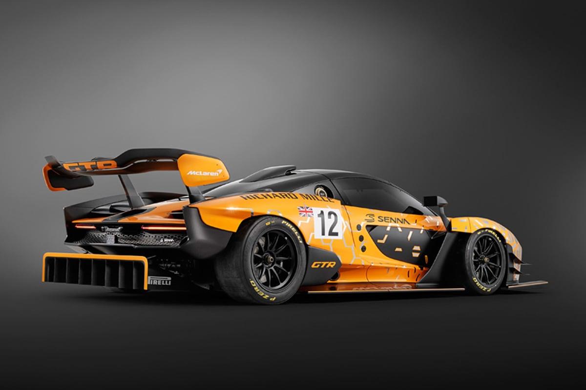 F1 マクラーレン WEC