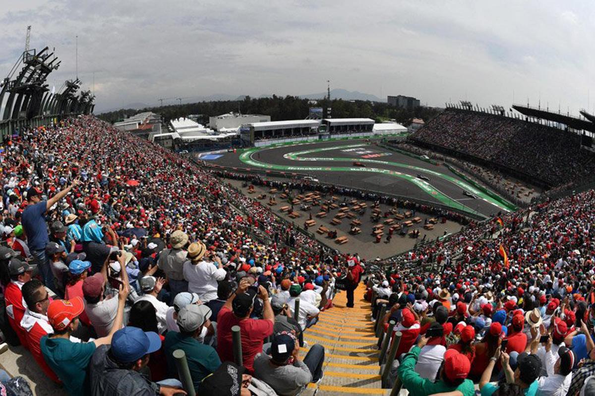 F1 メキシコGP テレビ放送