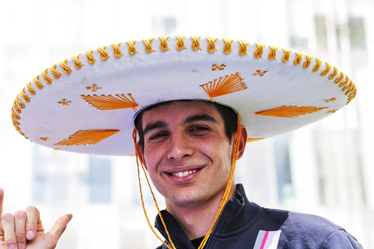 F1 エステバン・オコン メキシコGP