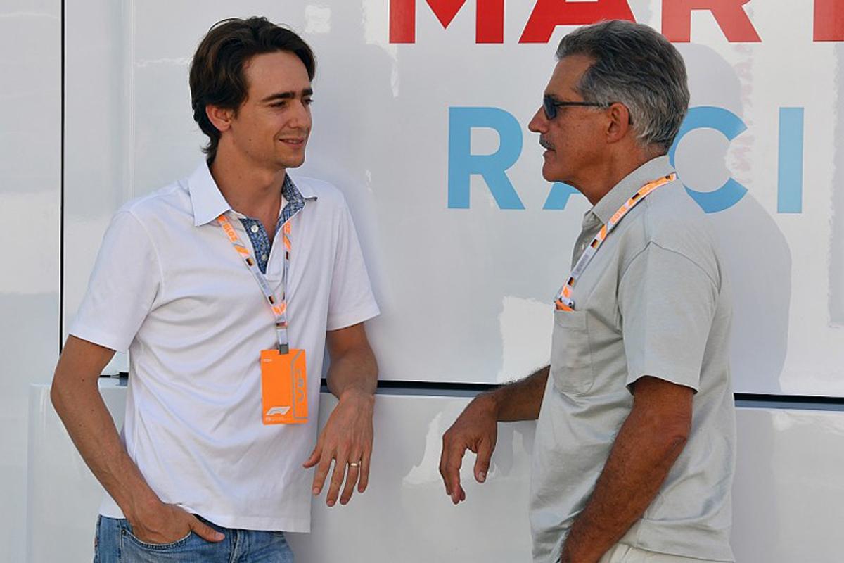 F1 エステバン・グティエレス ウィリアムズ