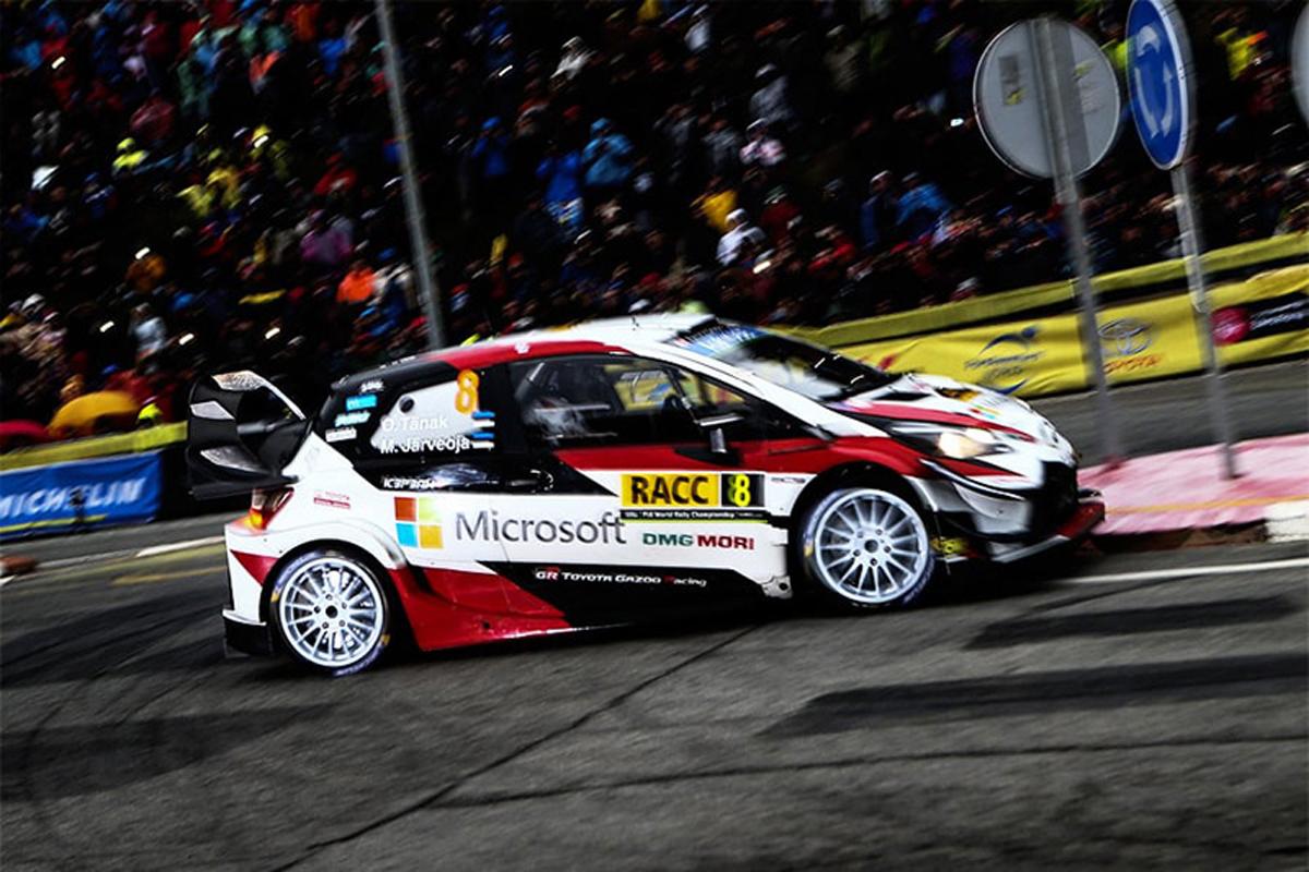 WRC ラリー・スペイン