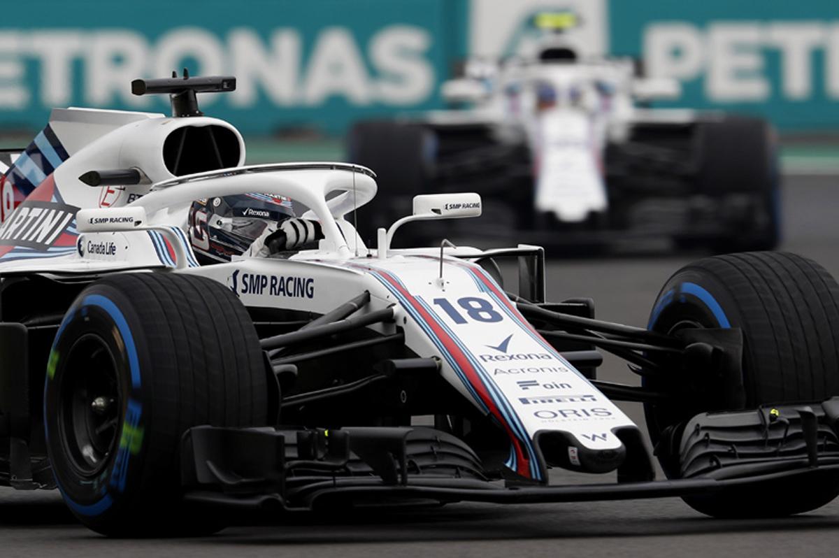 F1 ウィリアムズ メキシコGP