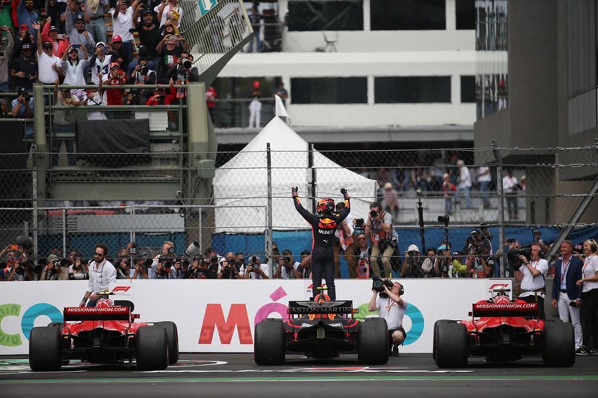 F1 メキシコGP ピレリ
