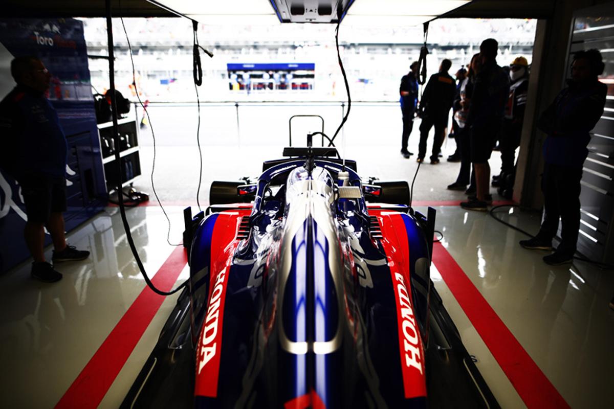 F1 ホンダF1 メキシコGP