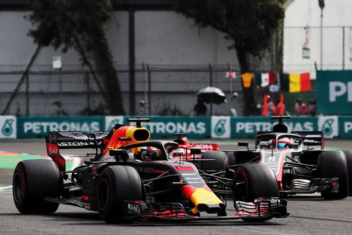 F1 レッドブル・レーシング ルノーF1 メキシコGP