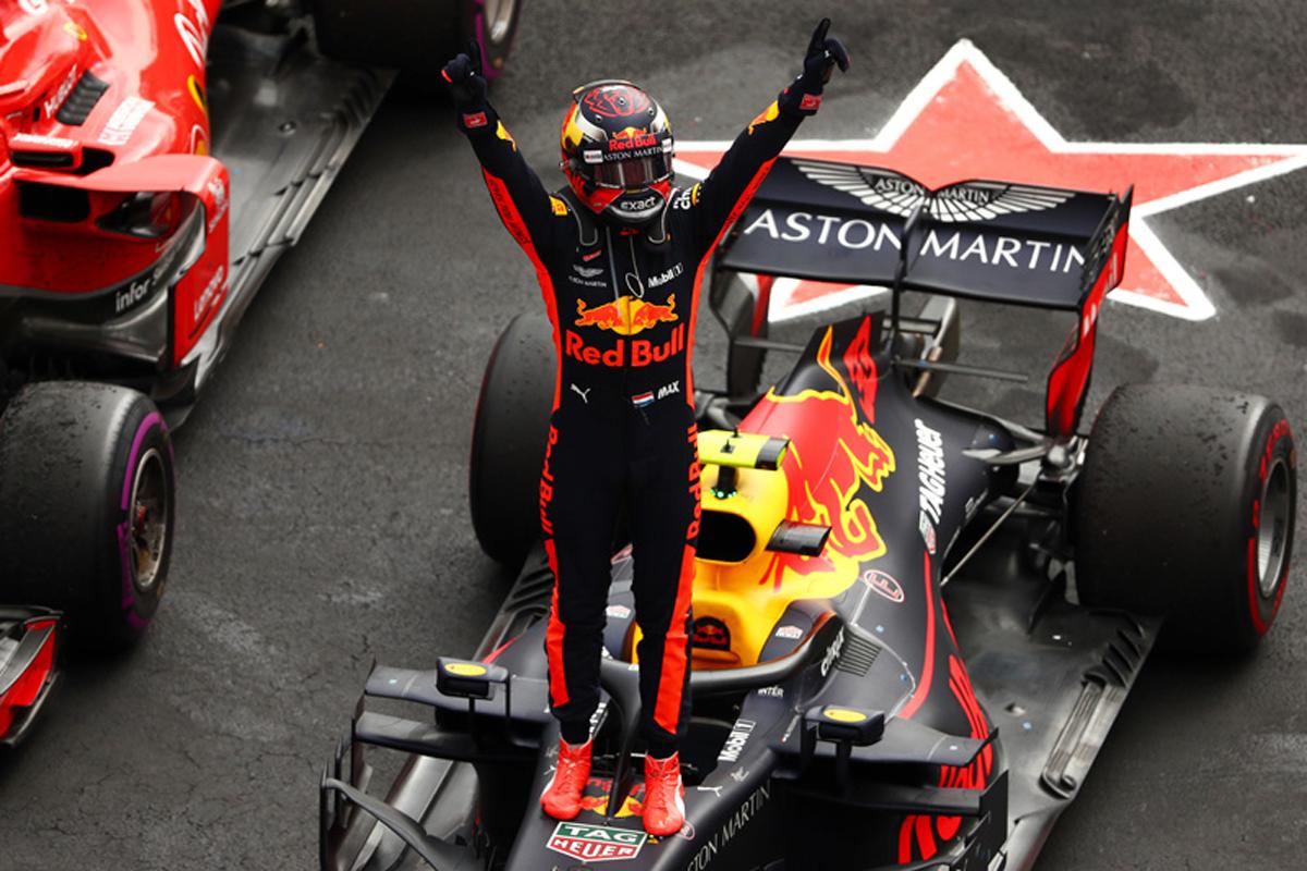 F1 レッドブル・レーシング メキシコグランプリ
