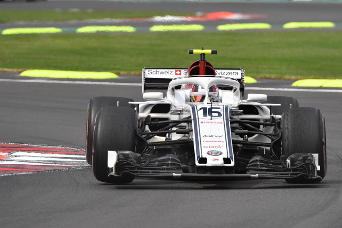 F1 ザウバー メキシコGP