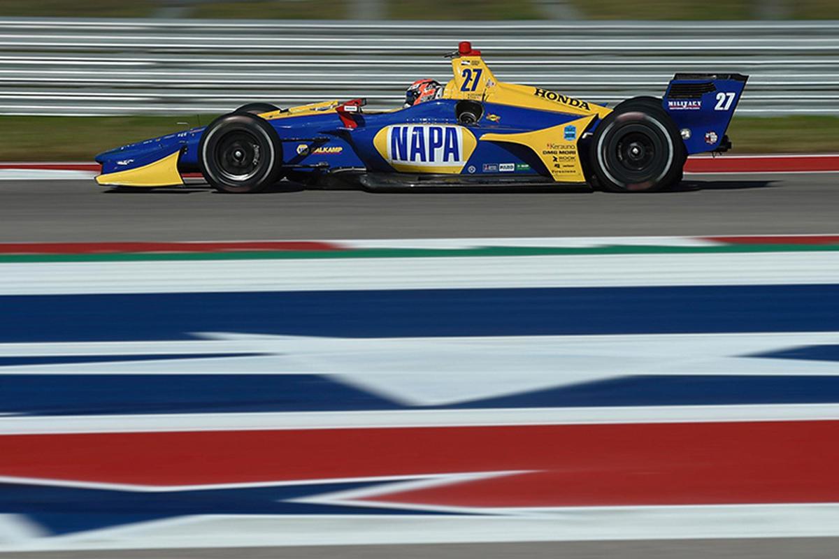 インディカー F1