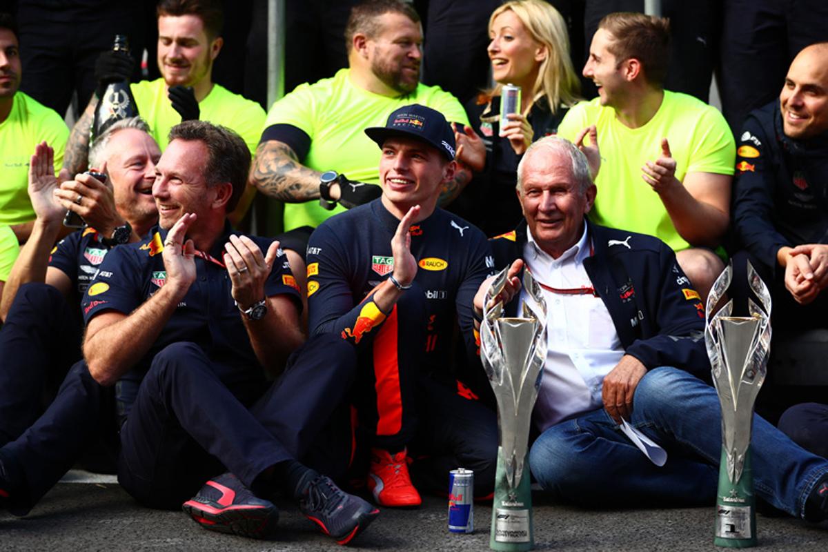 F1 マックス・フェルスタッペン レッドブル・レーシング