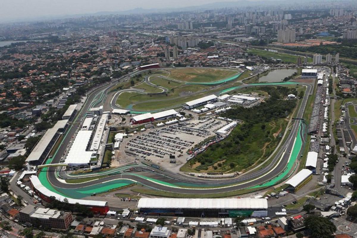 F1 ブラジルGP