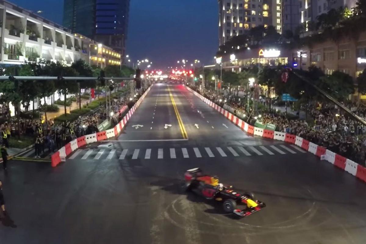 F1 ベトナムGP