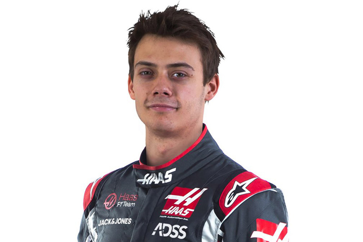 F1 ルイ・デレトラズ ハースF1チーム