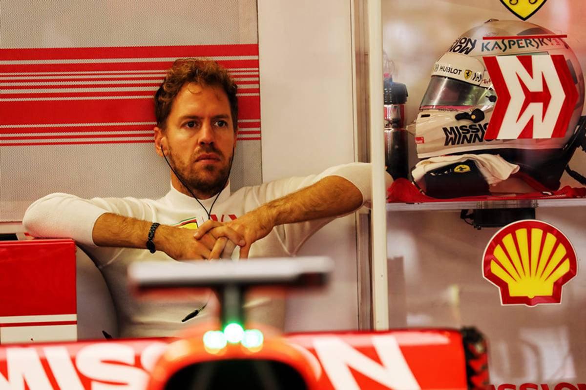 F1 セバスチャン・ベッテル デビッド・クルサード