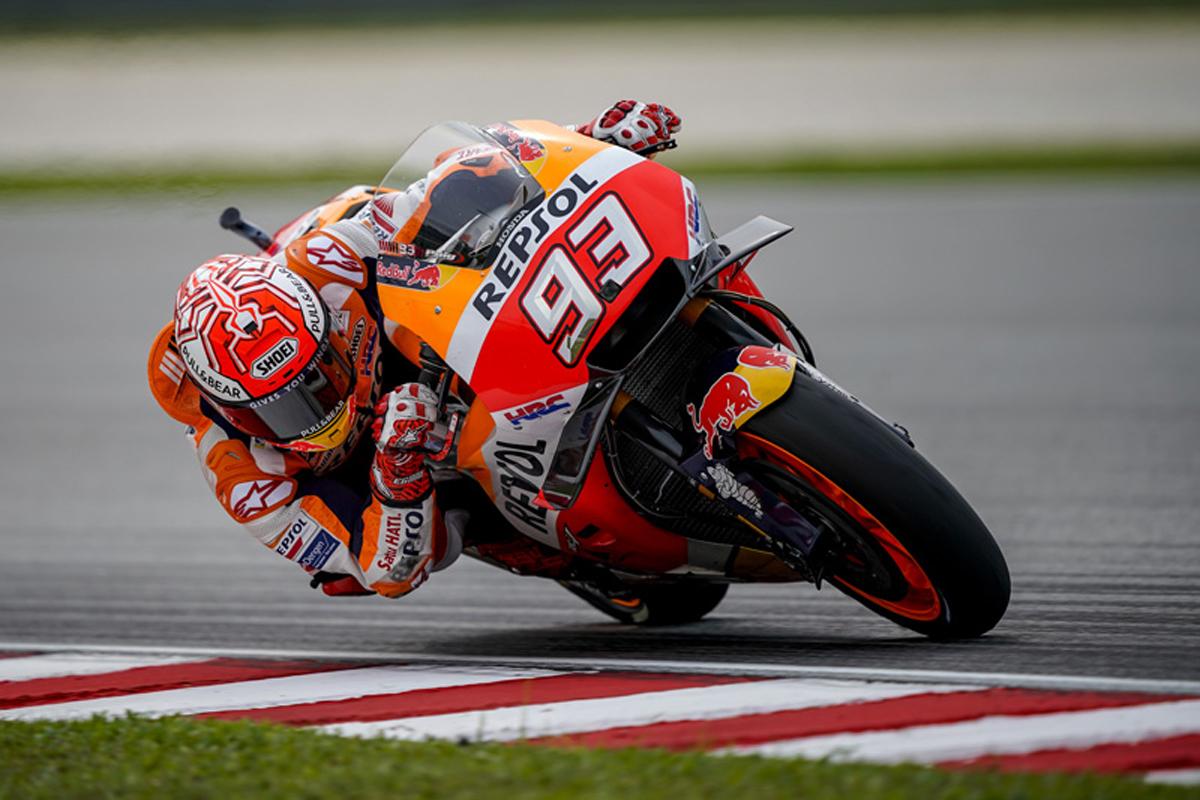 MotoGP ホンダ マレーシアグランプリ