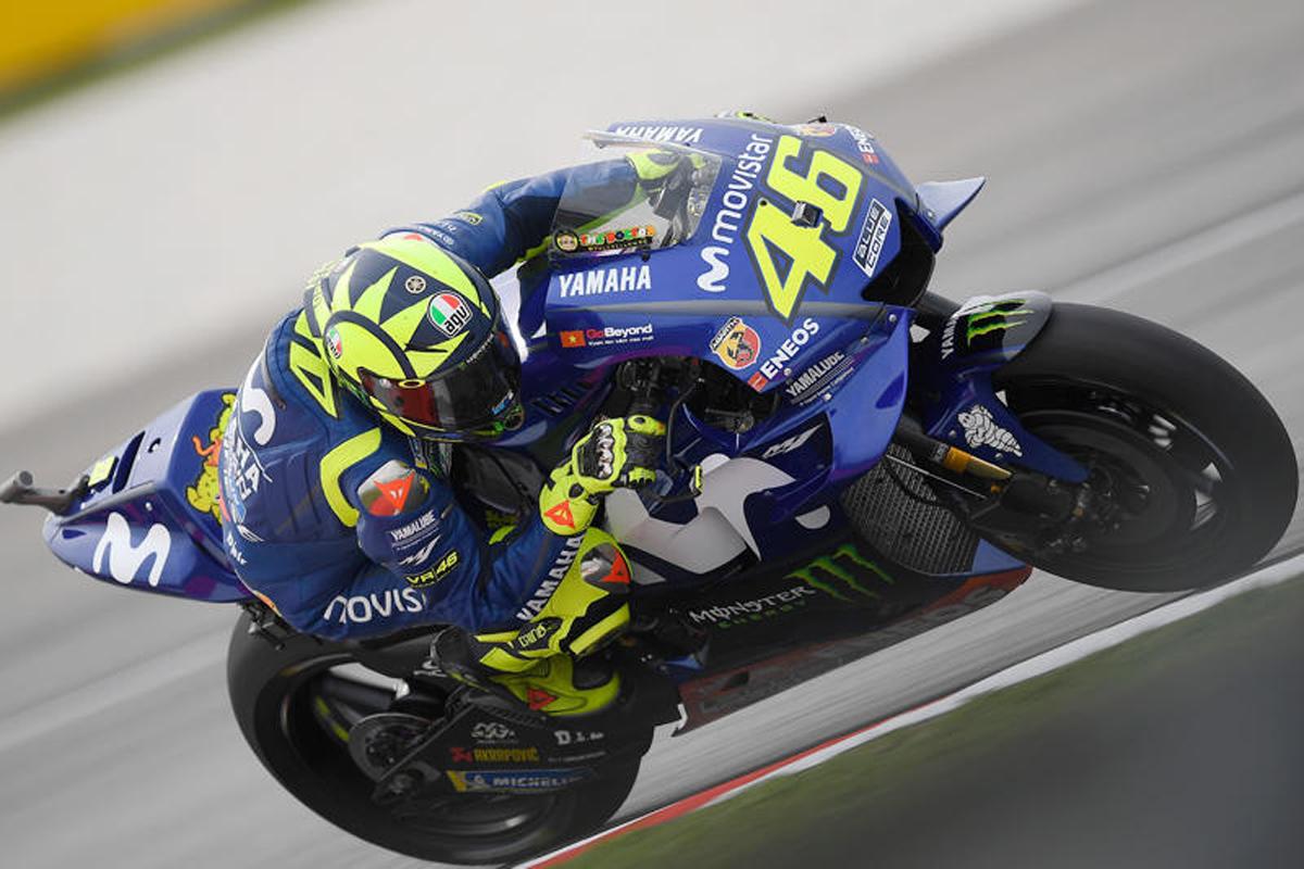 MotoGP ヤマハ マレーシアGP