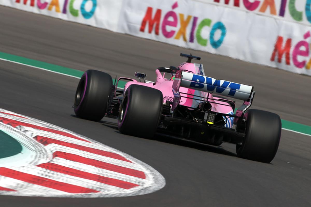 F1 フォースインディア