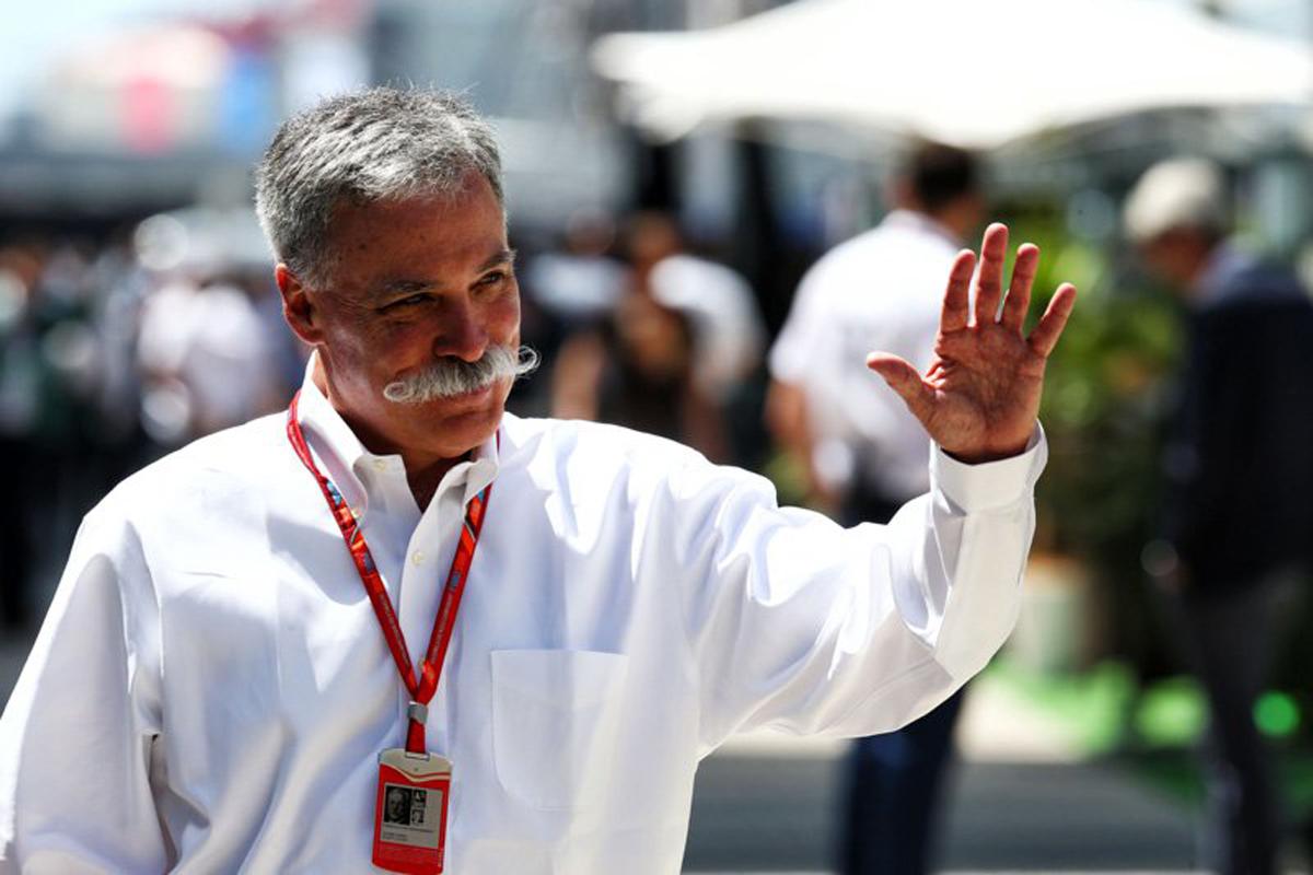 F1 チェイス・キャリー ベトナムGP