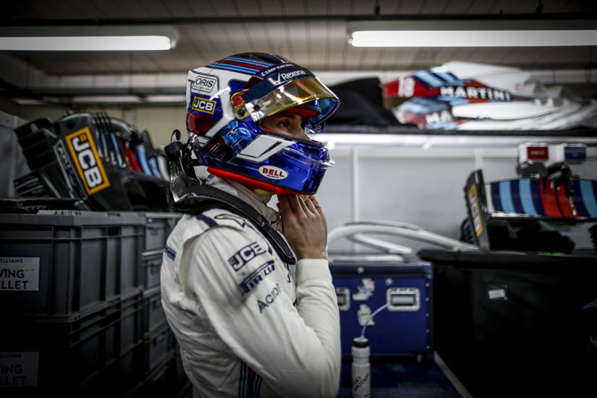 F1 セルゲイ・シロトキン ブラジルGP