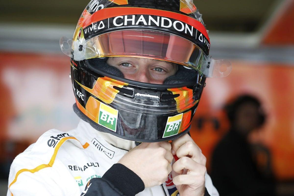 F1 ストフェル・バンドーン ブラジルGP