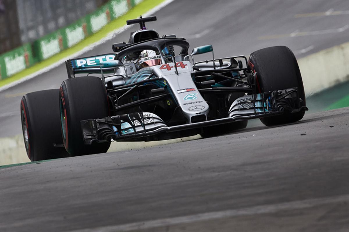 F1 ブラジルGP 予選 結果