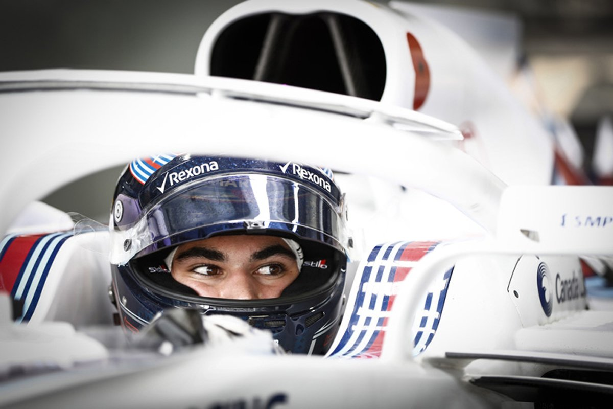 F1 ランス・ストロール ブラジルGP