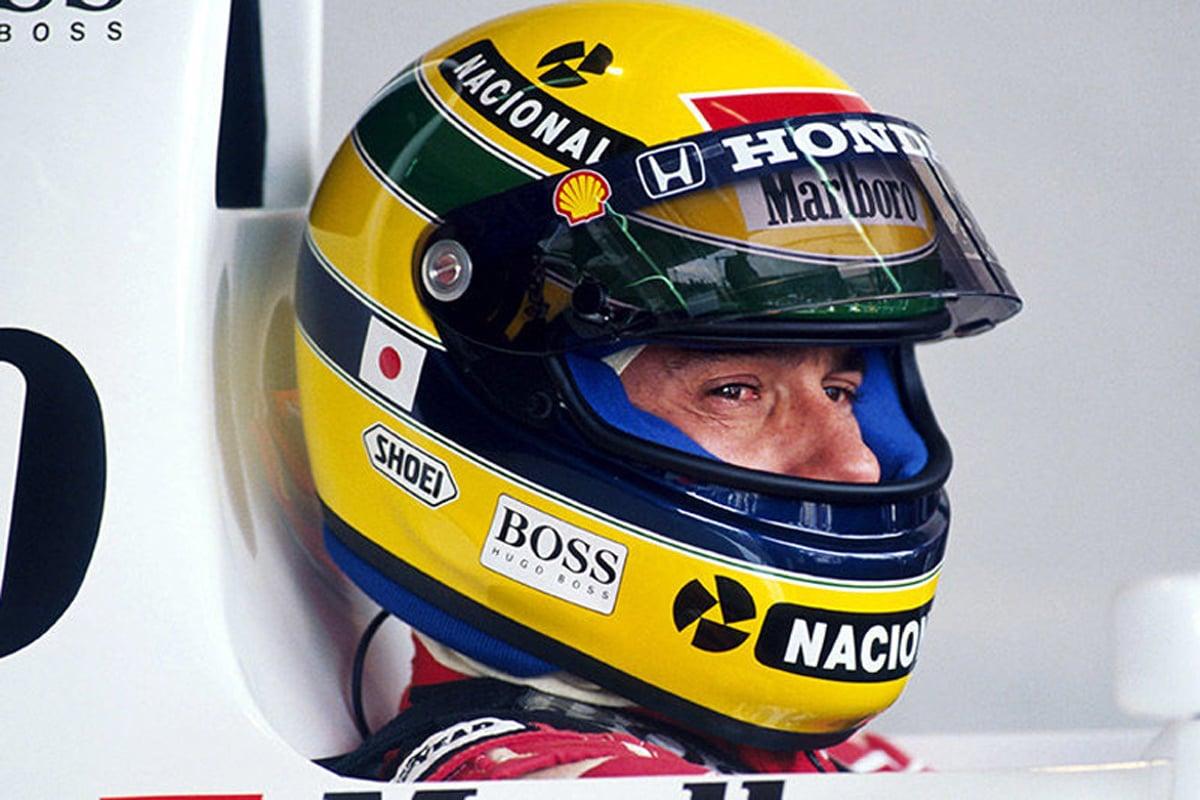 F1 アイルトン・セナ ホンダF1