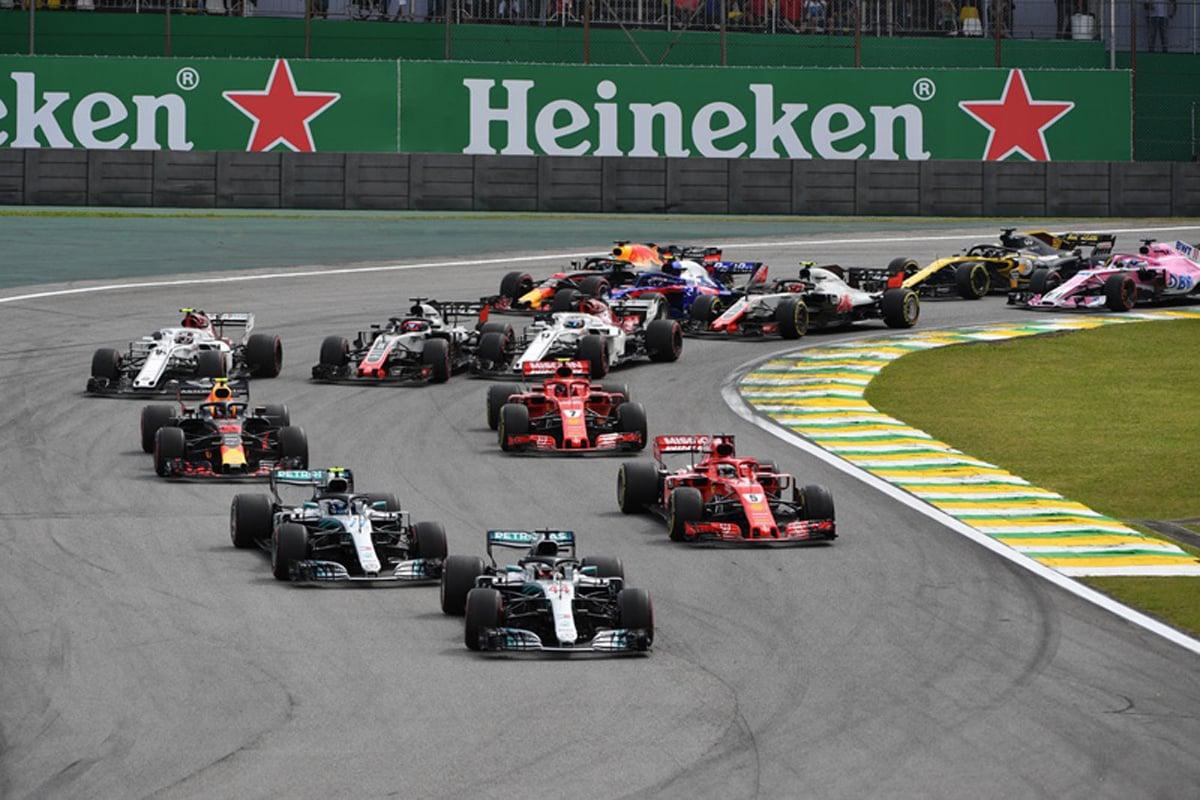 F1 ブラジルGP 結果