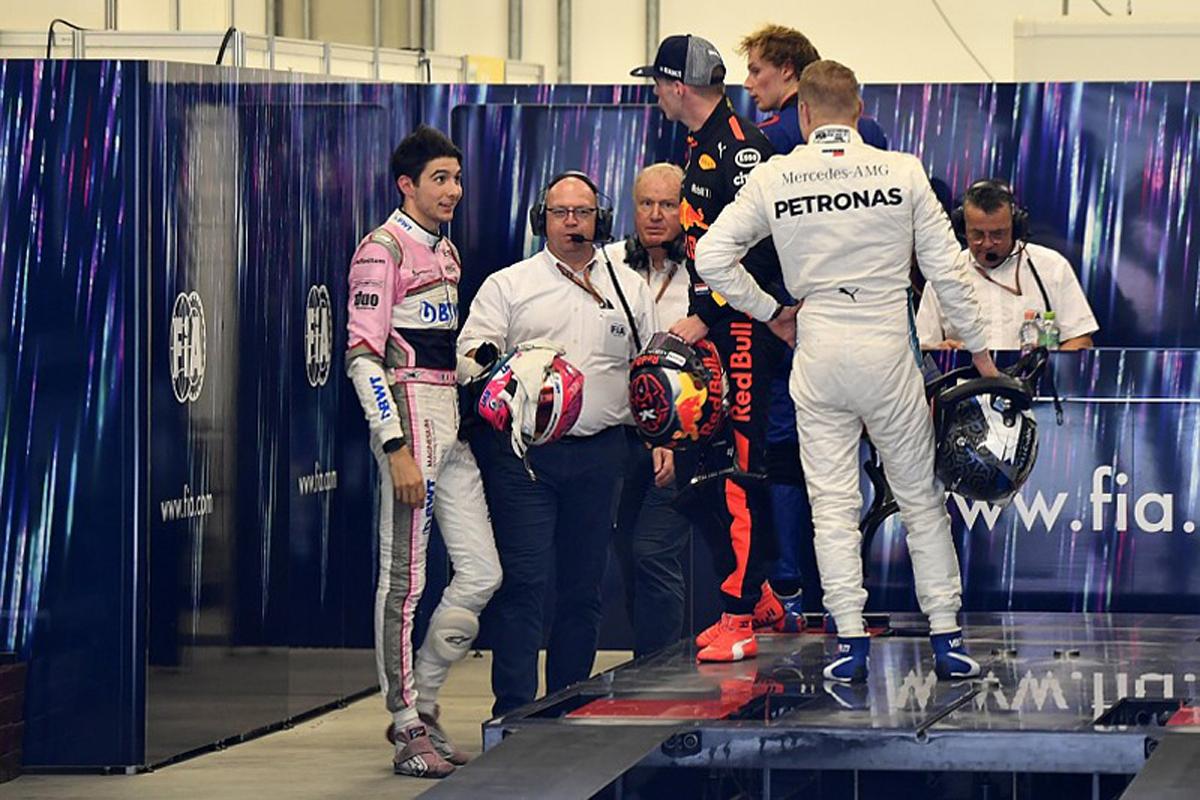 F1 マックス・フェルスタッペン ブラジルGP