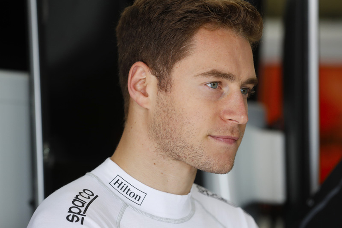 F1 メルセデス ストフェル・バンドーン