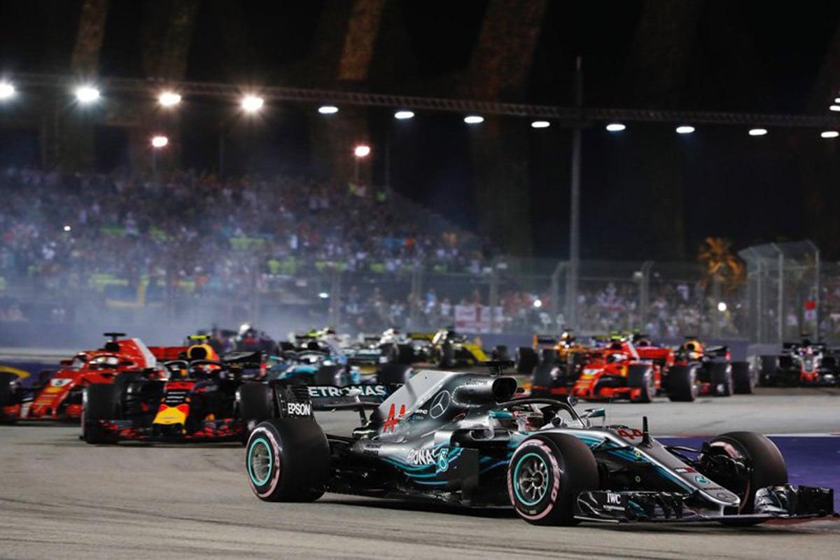 F1 ギャンブル