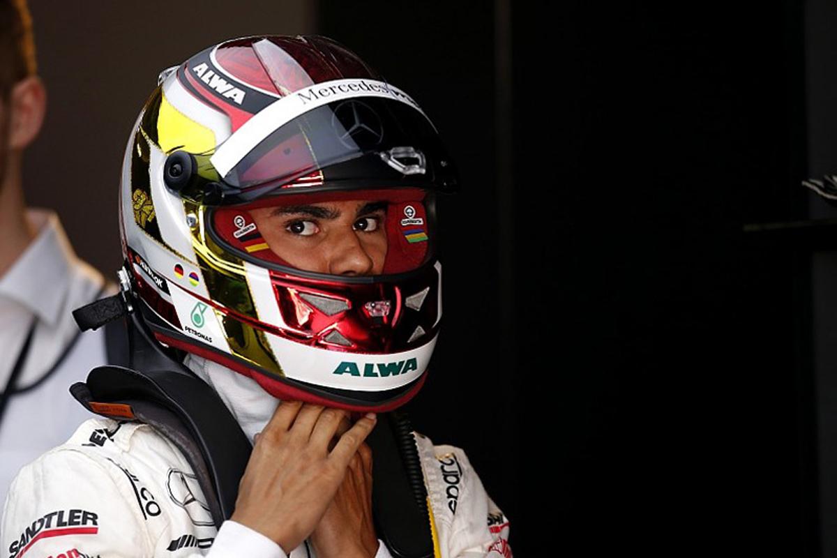 F1 パスカル・ウェーレイン フォーミュラE