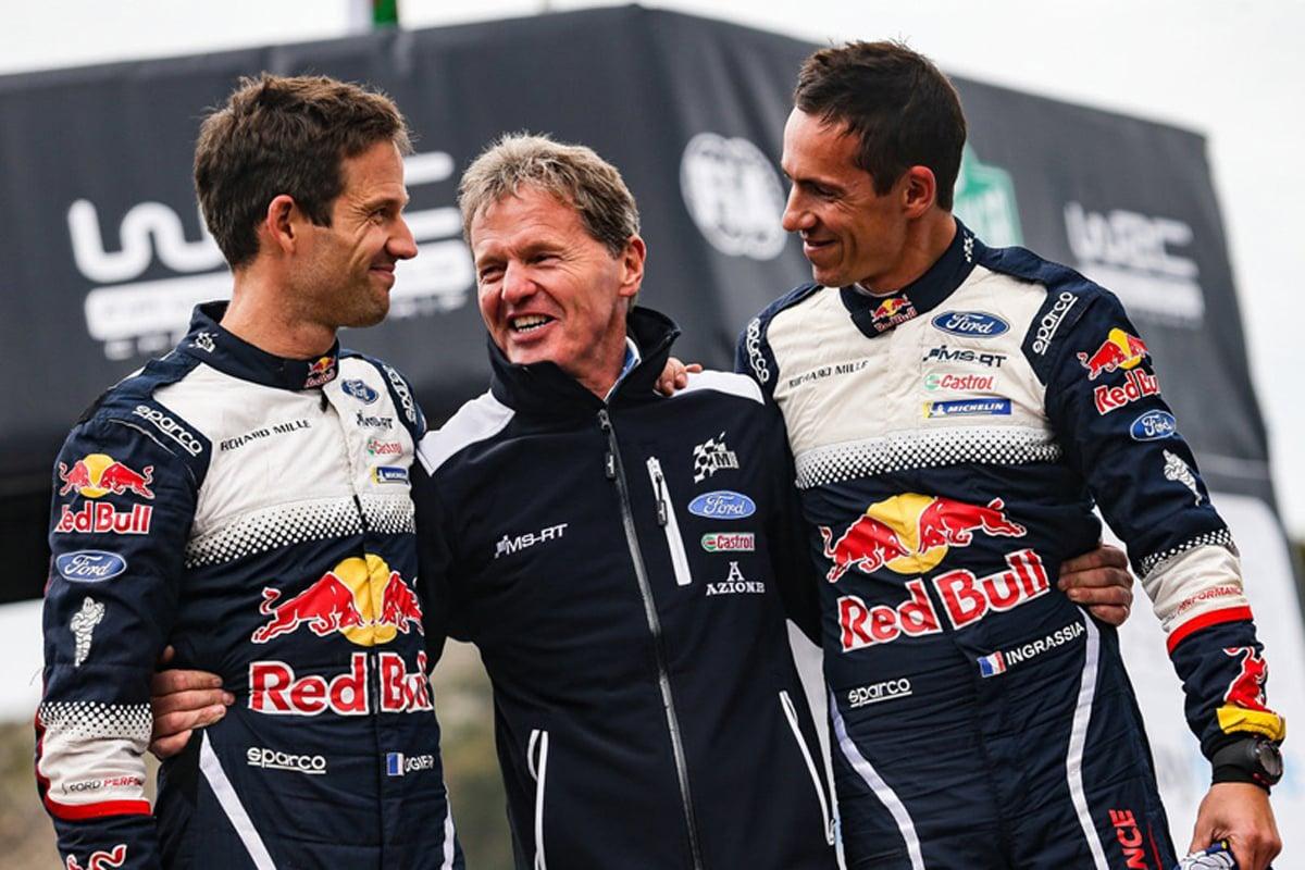 WRC セバスチャン・オジェ