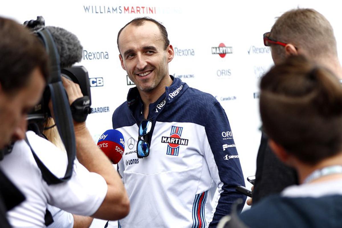 ウィリアムズ、F1アブダビGPでロバート・クビサの起用を発表との報道