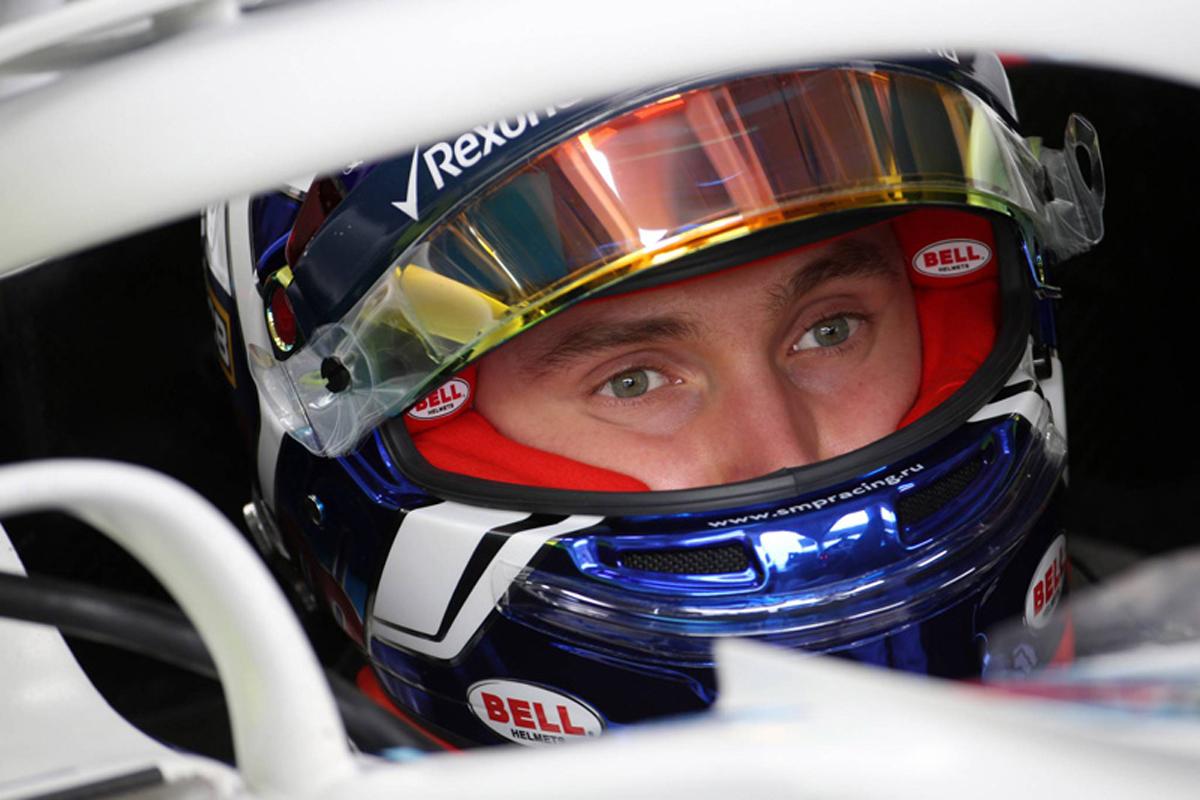 F1 セルゲイ・シロトキン