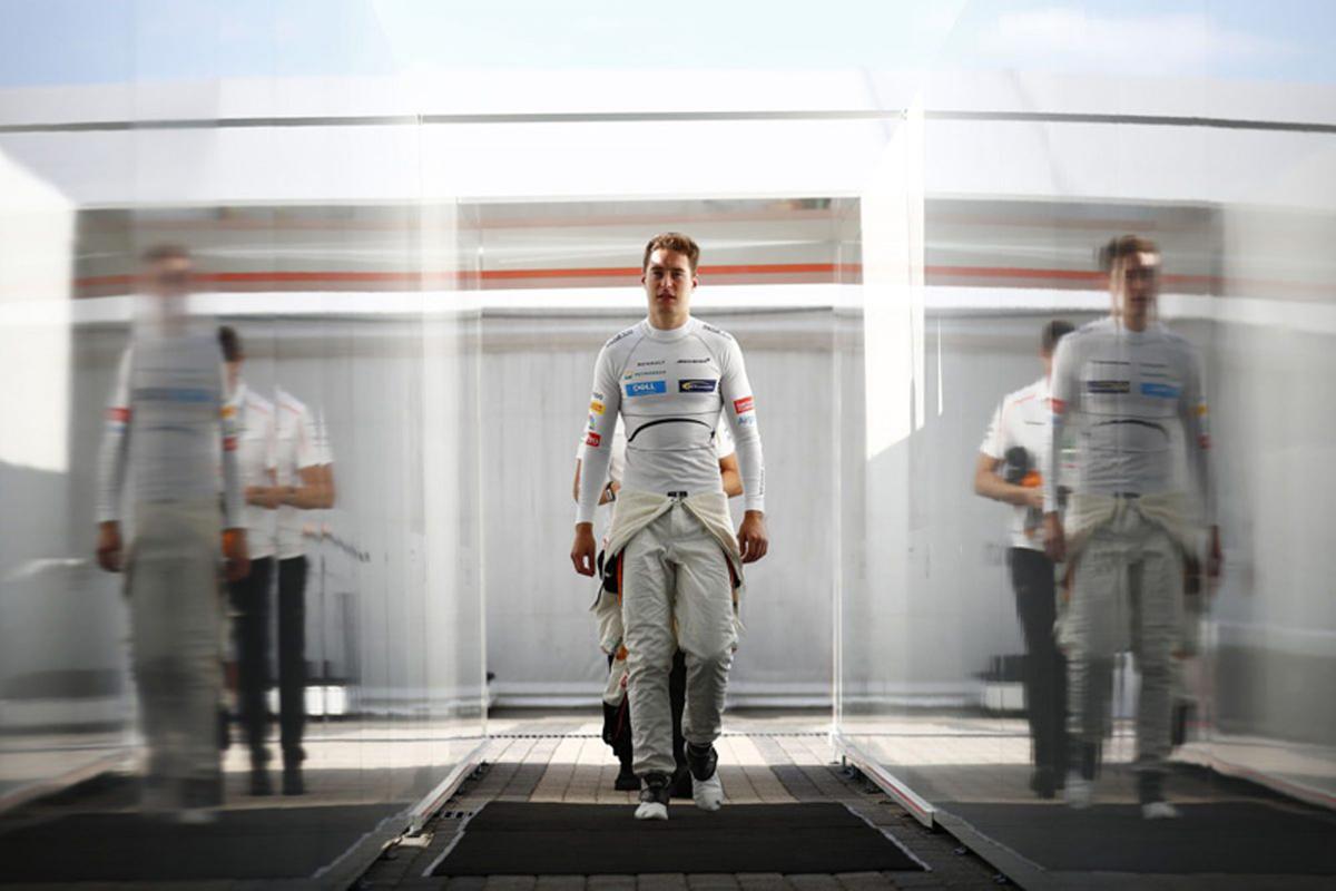 F1 ストフェル・バンドーン メルセデス