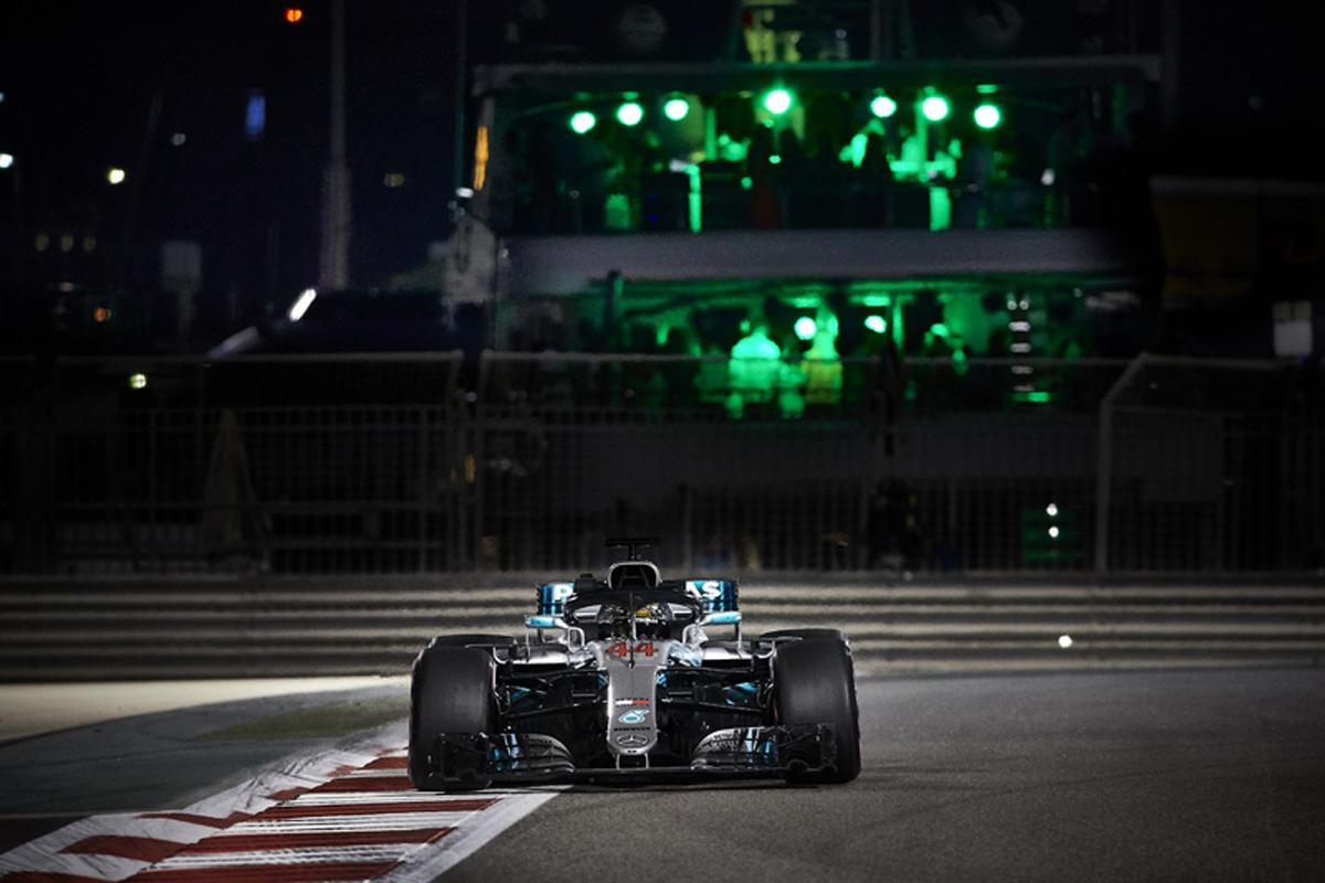 F1 アブダビGP 予選 結果