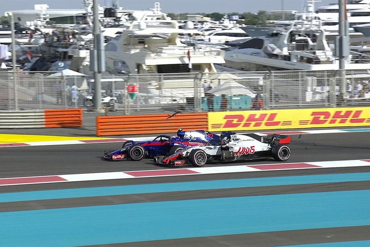 F1 ピエール・ガスリー ロマン・グロージャン