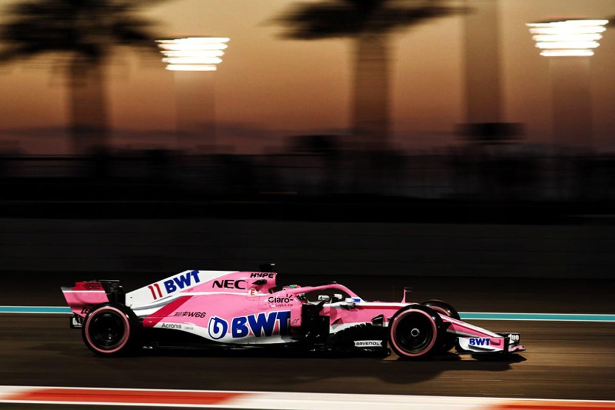 F1 ハースF1チーム フォースインディア