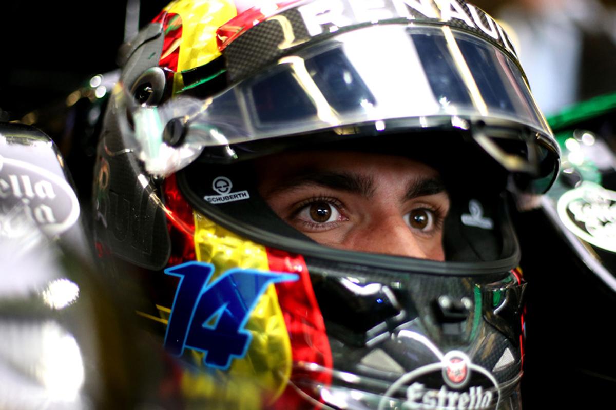 F1 カルロス・サインツ フェルナンド・アロンソ