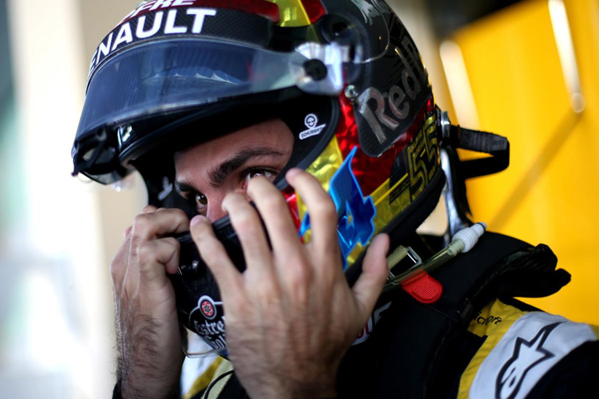F1 カルロス・サインツ ルノーF1 アブダビGP