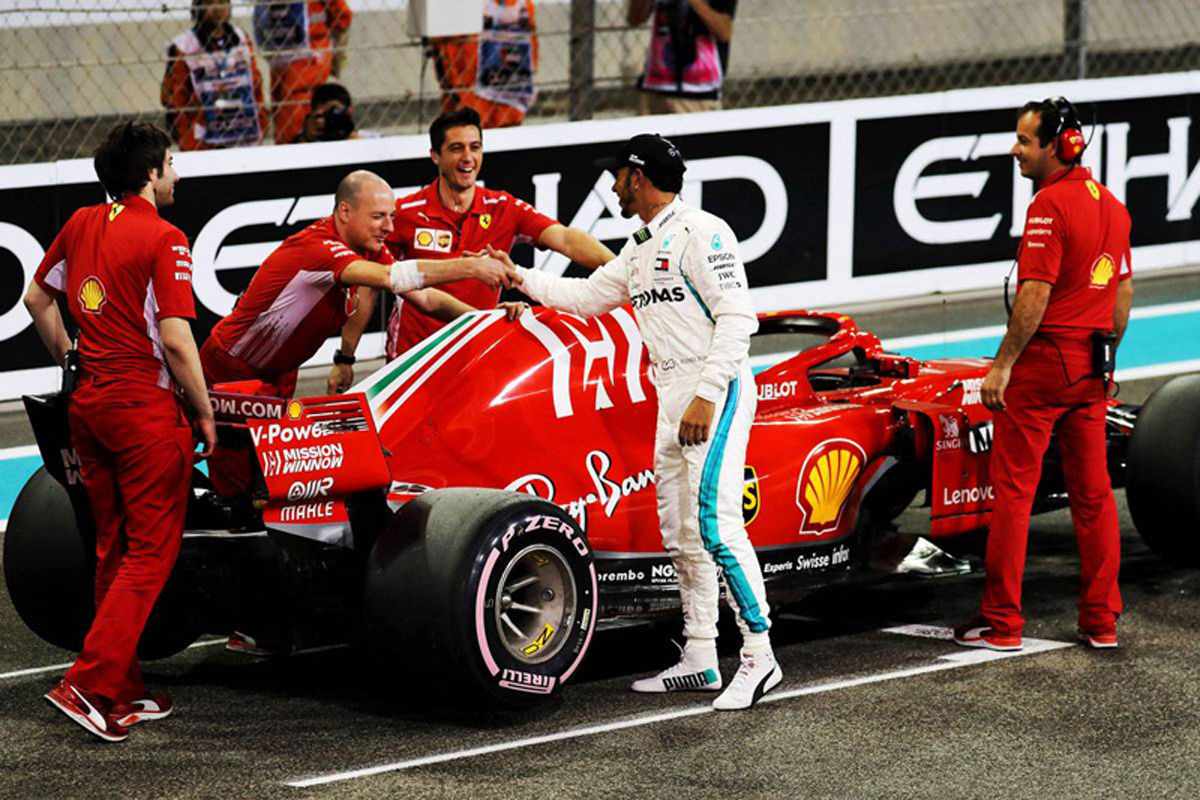 F1 アブダビGP