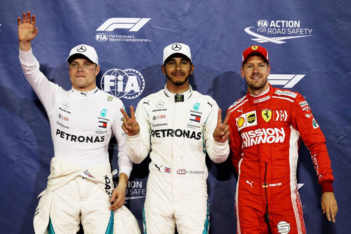 F1 アブダビGP 予選