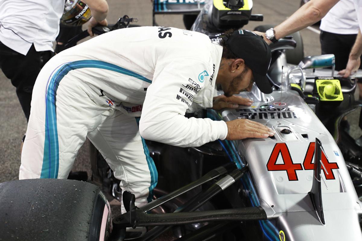 F1 アブダビGP 予選 動画